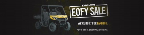 Can-Am EOFY Defender