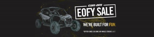 Can-Am EOFY Maverick
